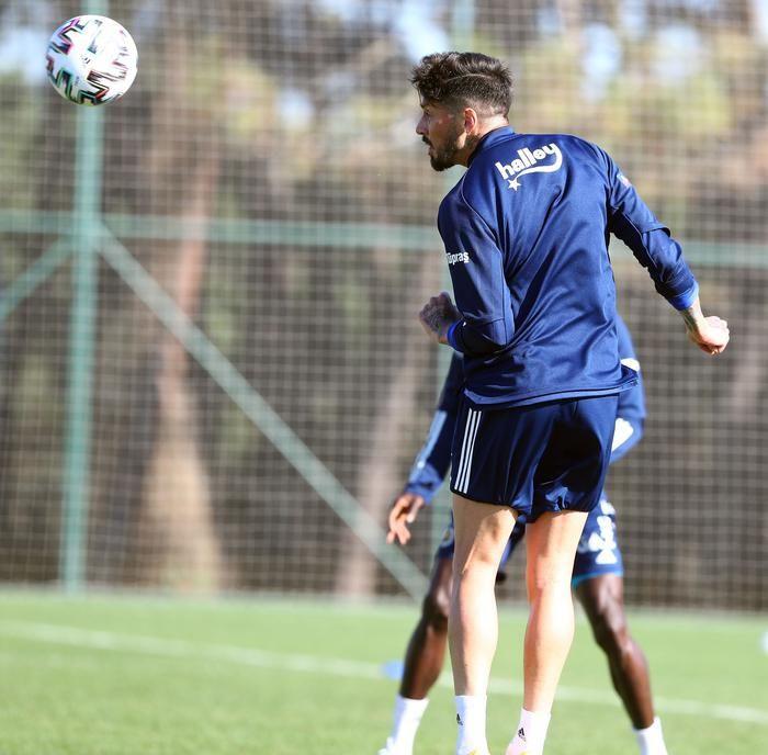 Fenerbahçe'ye Jose Sosa müjdesi - Sayfa 4