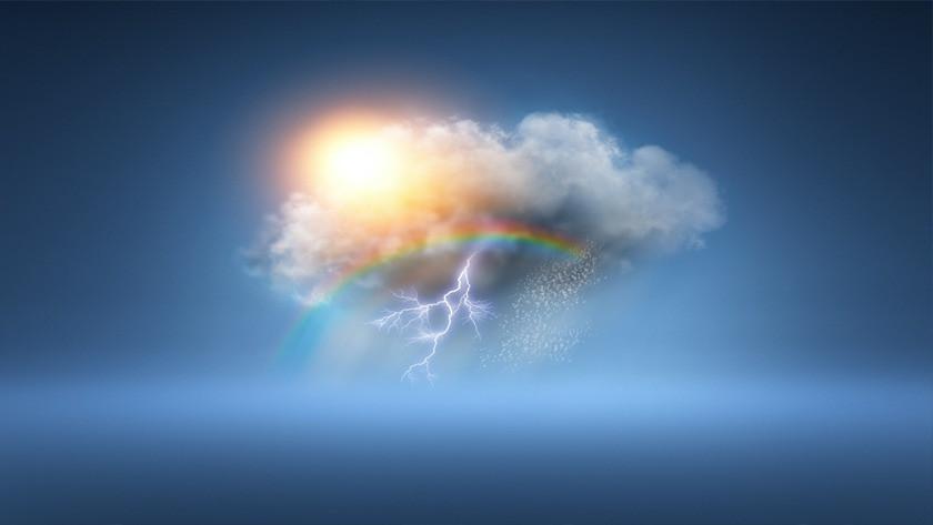 Meteoroloji'den sağanak yağış, pus ve sis  uyarısı!