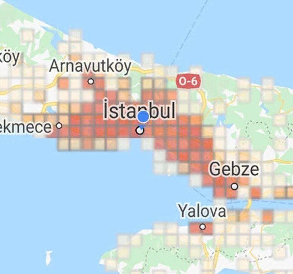 Tablo korkunç ! İşte İstanbul'da ilçe ilçe koronavirüs haritası ! - Sayfa 1
