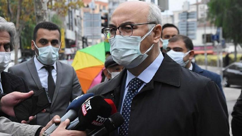 İzmir Valisi'nden korkutan açıklama! Vaka ve virüs kaynaklı vefat sayıları 3 katına çıktı