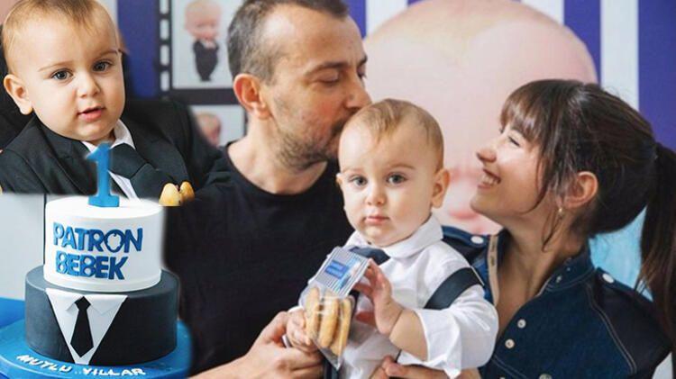 Hazal Kaya-Ali Atay'ın oğulları patron bebek 1 yaşında! - Sayfa 2