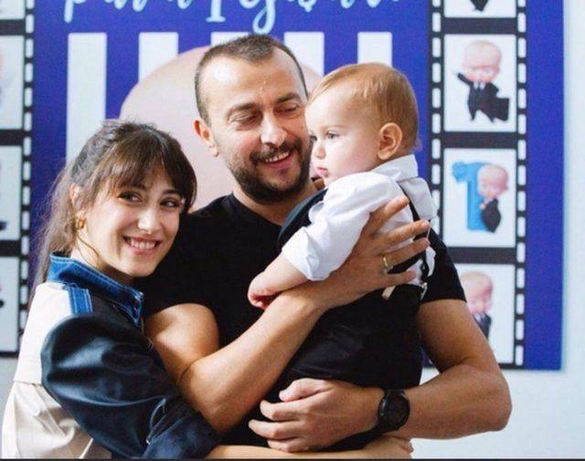 Hazal Kaya-Ali Atay'ın oğulları patron bebek 1 yaşında! - Sayfa 1