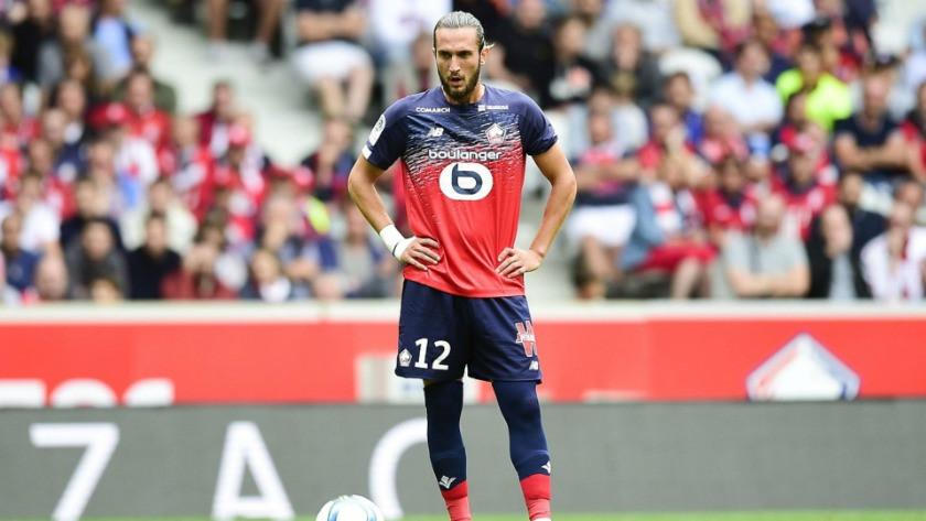 Yusuf'lu Lille ile Hakan'lı Milan berabere kaldı