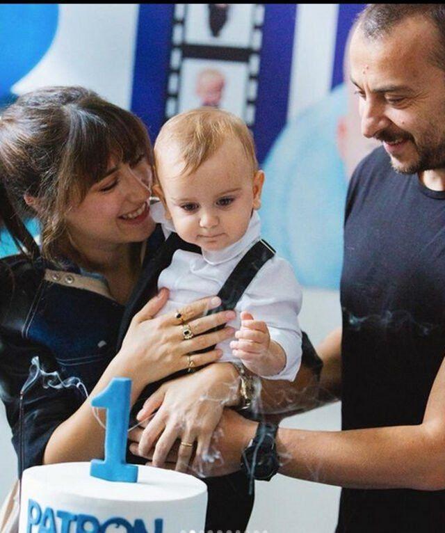 Hazal Kaya-Ali Atay'ın oğulları patron bebek 1 yaşında! - Sayfa 3