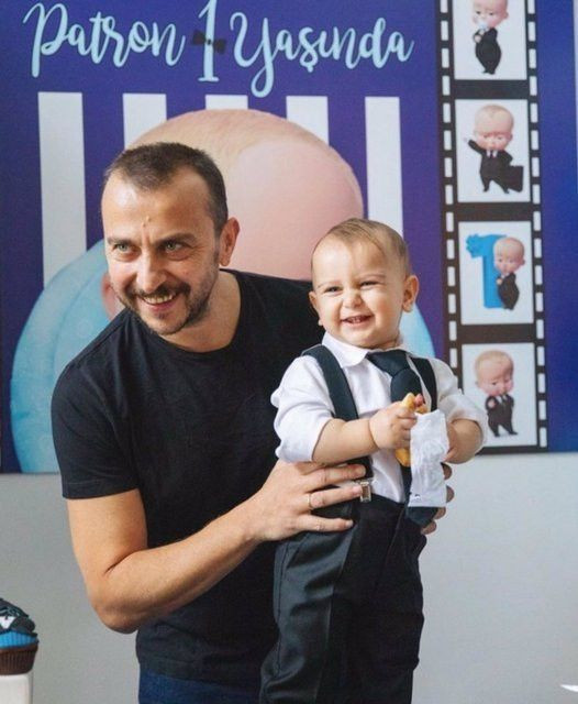 Hazal Kaya-Ali Atay'ın oğulları patron bebek 1 yaşında! - Sayfa 4