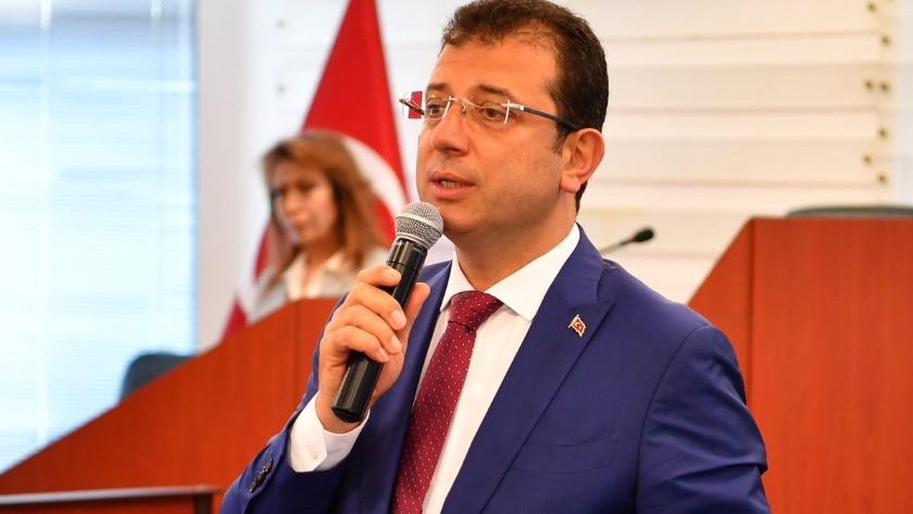 İmamoğlu, Kanal İstanbul'la ilgili olarak yazılı ifadesini verdi