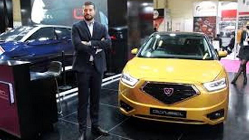 KKTC'nin yerli otomobili Günsel görücüye çıktı