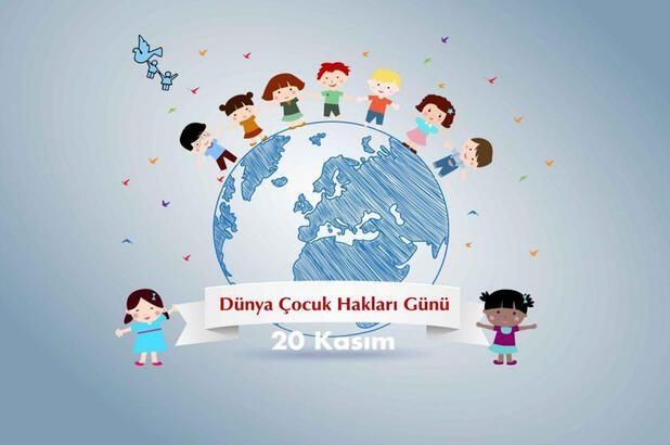 Bugün 20 Kasım Dünya Çocuk Hakları Günü.. Dünya Çocuk Hakları Günü mesajları... - Sayfa 4