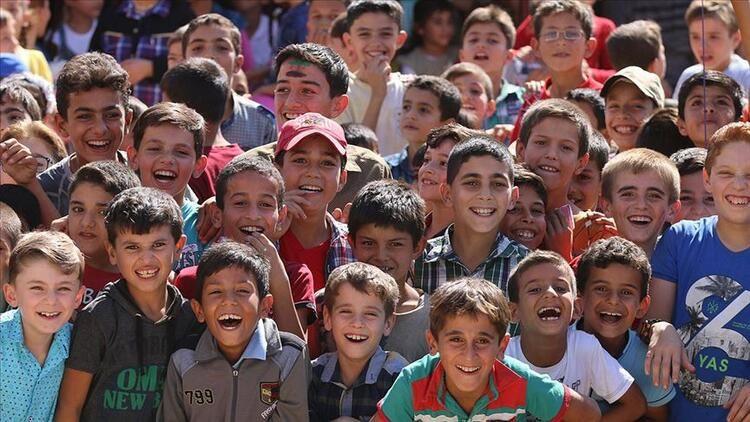 Bugün 20 Kasım Dünya Çocuk Hakları Günü.. Dünya Çocuk Hakları Günü mesajları... - Sayfa 3