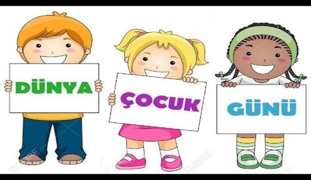 Bugün 20 Kasım Dünya Çocuk Hakları Günü.. Dünya Çocuk Hakları Günü mesajları... - Sayfa 1