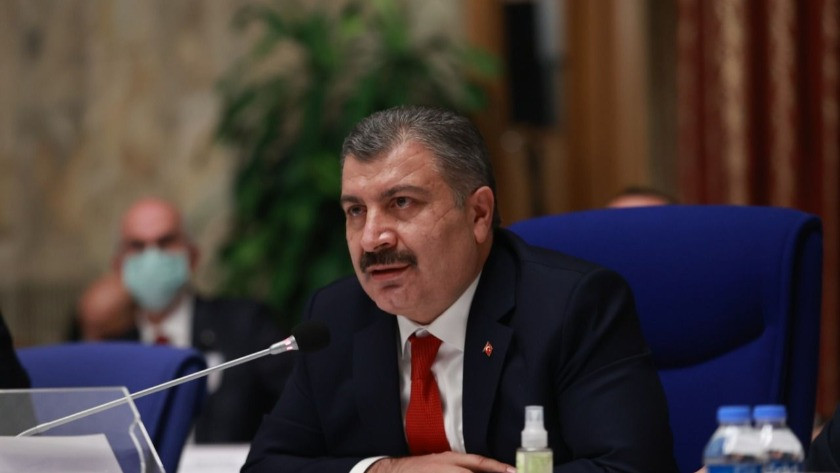 Bakan Fahrettin Koca'dan flaş açıklama: O arkadaşı görevden aldım
