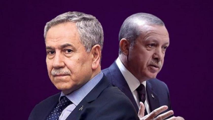 Erdoğan'dan Arınç'a 'fitne ateşi' göndermesi
