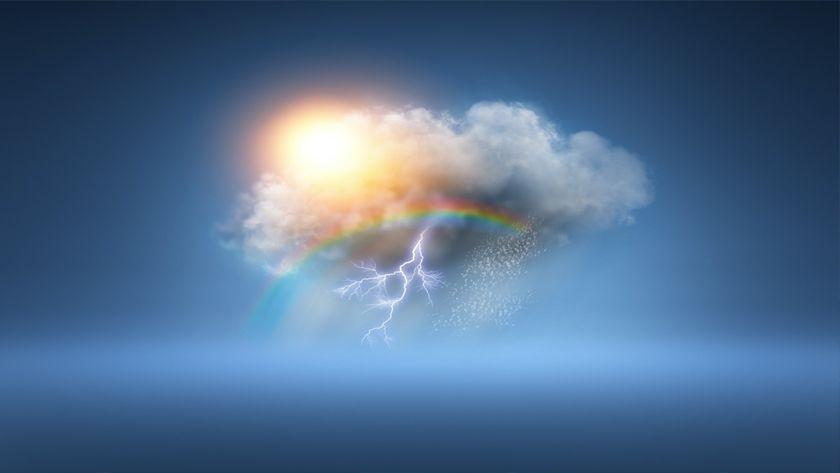 Meteoroloji'den sağanak yağış, kuvvetli rüzgar ve sis uyarısı! | 22 Kasım 2020 Pazar Hava Durumu - Sayfa 3