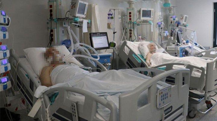 Ankara için korkutan açıklama: Hastaları ya acil servislerde bekletiyoruz ya da... - Sayfa 1