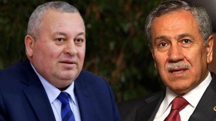 Cemal Enginyurt'tan Bülent Arınç'a: Hakkım varsa helal etmiyorum
