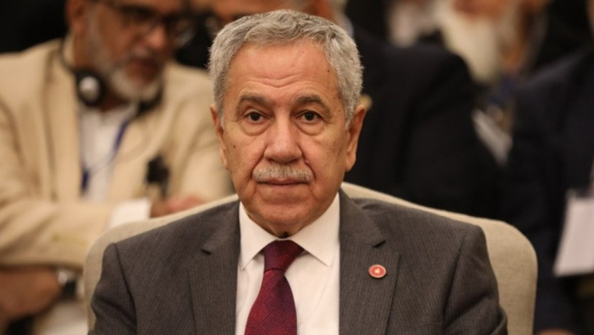 Bülent Arınç Yüksek İstişare Kurulu üyeliği görevinden istifa etti