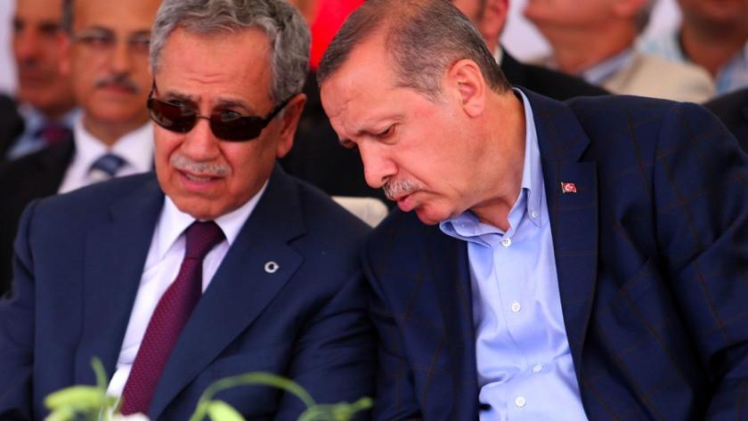 Cumhurbaşkanı Erdoğan'la Bülent Arınç'ın istifa konuşması! İşte İstifa sürecinin perde arkası