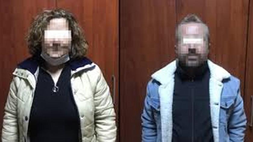 Polis 'eş değiştirme' ilanı veren çifti yakaladı