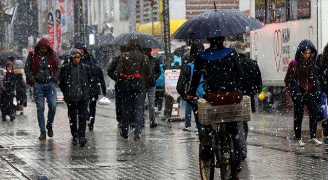 Meteoroloji'den sağanak yağış, kar ve sis uyarısı! 1 Aralık tüm yurtta hava durumu - Sayfa 1