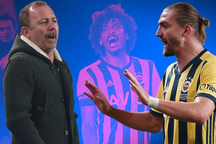 Fenerbahçe - Beşiktaş maçı sırasında Caner Erkin'den şok küfür! İşte saha içinde yaşananlar... - Sayfa 1