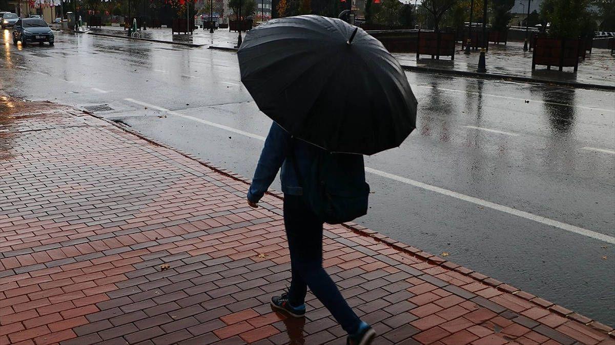 Meteoroloji'den sağanak yağış, kar ve sis uyarısı! 1 Aralık tüm yurtta hava durumu - Sayfa 3