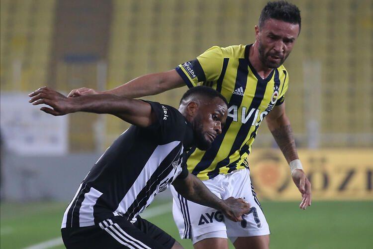 Fenerbahçe - Beşiktaş maçı sırasında Caner Erkin'den şok küfür! İşte saha içinde yaşananlar... - Sayfa 3
