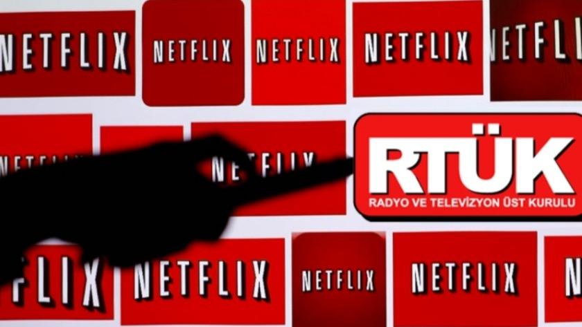 Netflix kapanacak mı? RTÜK'ten açıklama !