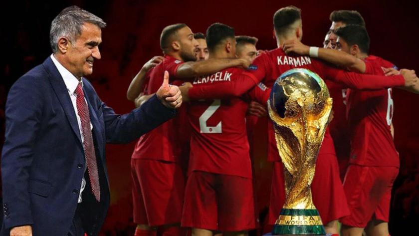 A Milli Takımımızın Dünya Kupası elemelerindeki rakipleri belli oldu