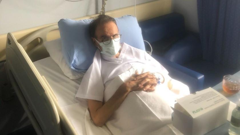 Canlı yayında rahatsızlanan Mehmet Ceyhan'dan ilk mesaj