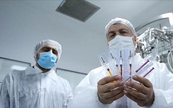 Türkiye koronavirüs aşı planı için kritik tarih 25 Aralık! Günde 450 bin aşı vurulacak! - Sayfa 1