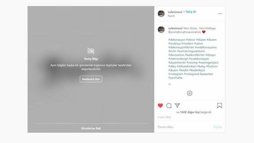 Instagram'ın 'Bismillah' yazısını sansürlemesi tepki çekti