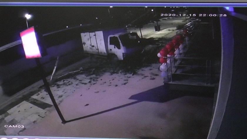 Sürücüsüz otobüs dehşet saçtı
