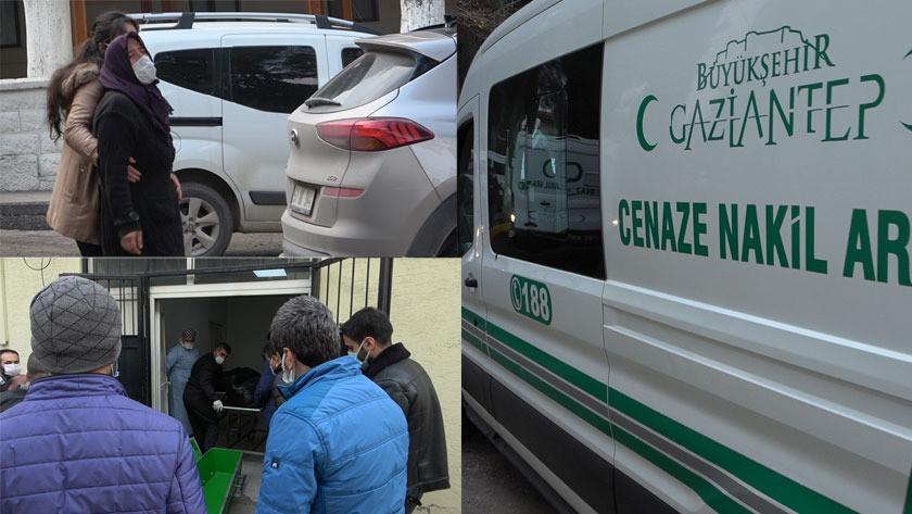 Gaziantep hastane yangında ölenlerin cenazeleri ailelerine teslim ediliyor! video izle