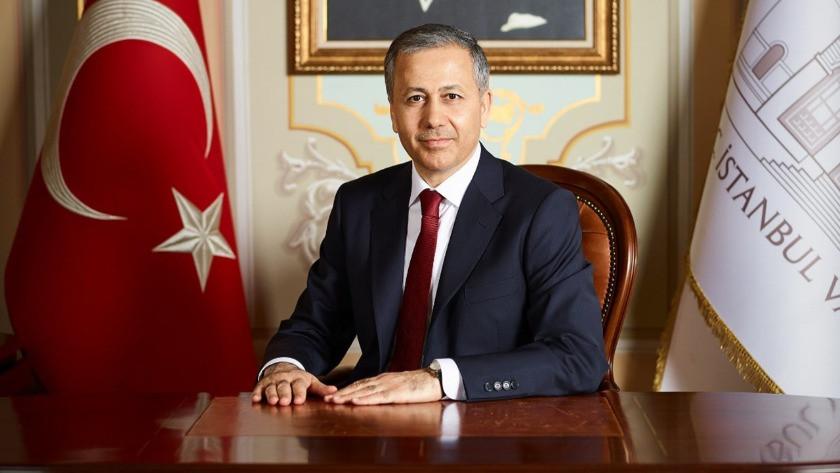 Vali Yerlikaya İstanbul için sevindiren haberi verdi