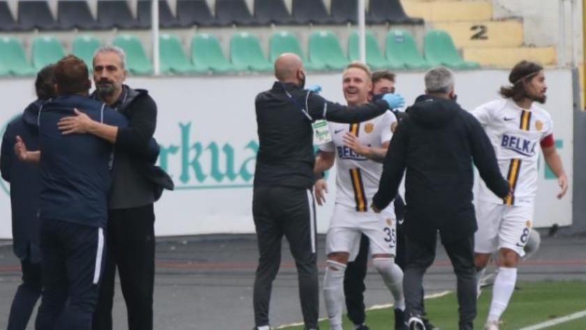 Denizlispor - Ankaragücü maç sonucu: 1-2 özet ve golleri izle