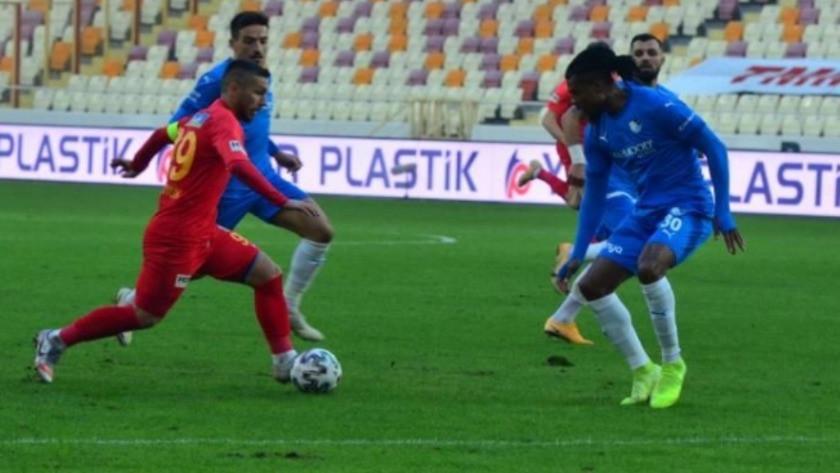 Malatyaspor - Erzurumspor maç sonucu: 1-3 özet ve golleri izle