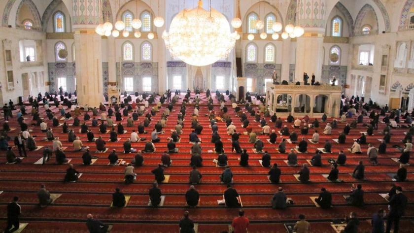 Ankara Valiliği'nden 'cuma namazı' açıklaması