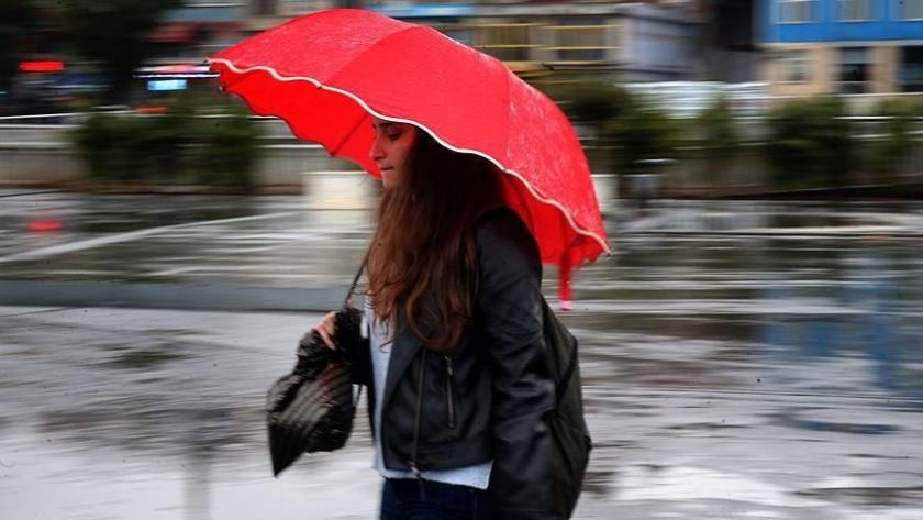 Meteoroloji'den bu iller için sağanak yağış uyarısı! | 6 Ocak 2021 Çarşamba hava durumu