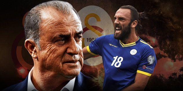 Galatasaray'da yılın transfer harekatı! Vedat Muriqi... - Sayfa 1