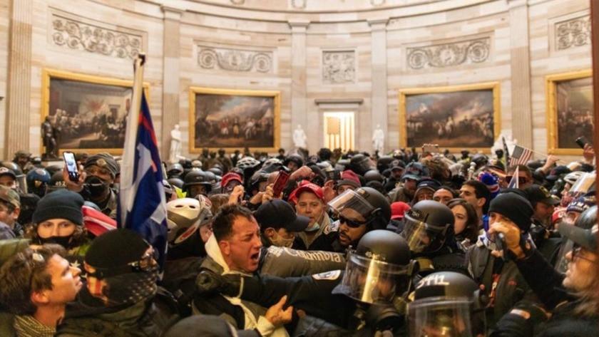 ABD'de kongre basılması sırasındaki olaylarda ölü sayısı 4'e yükseldi