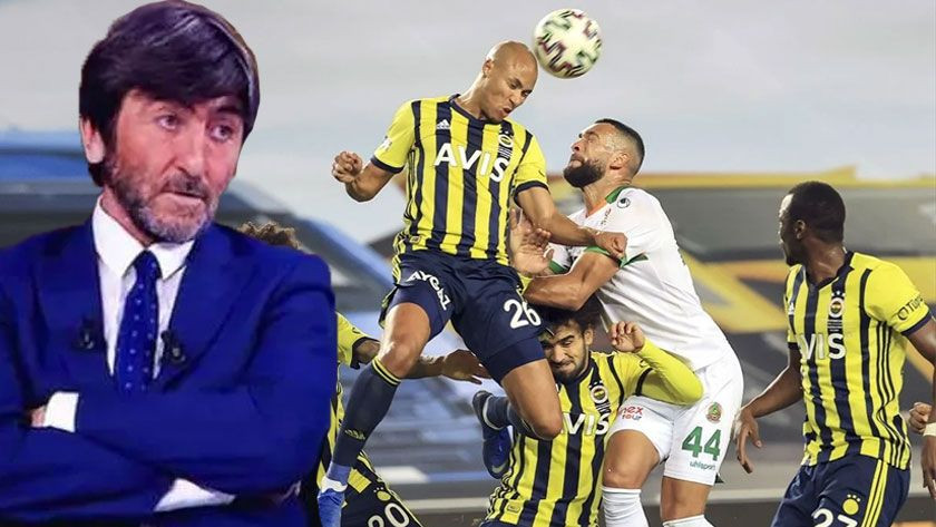 Rıdvan Dilmen'den Fenerbahçe - Alanyaspor maçını değerlendirmesi: Fenerbahçe topu rakibe verdi! - Sayfa 1