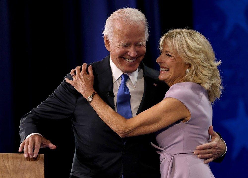 Herkesin merak ettiği isim... İşte ABD'nin yeni First Lady'si Jill Biden'e dair merak edilenler - Sayfa 1