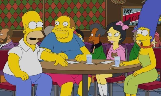 ABD Kongre baskını bilerek dünyayı şaşkına çeviren Simpsonslar'ın Trump'ın ölüm kehaneti olay oldu! - Sayfa 2
