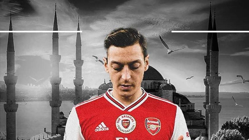 Mesut Özil'den Fenerbahçe taraftarını heyecanlandıran paylaşım!