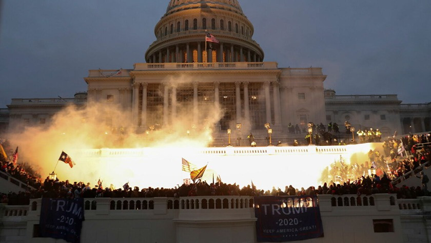 Amerika'da neler oluyor! Kongre baskınında neler yaşandı, kim, ne dedi, şimdi ne olacak?