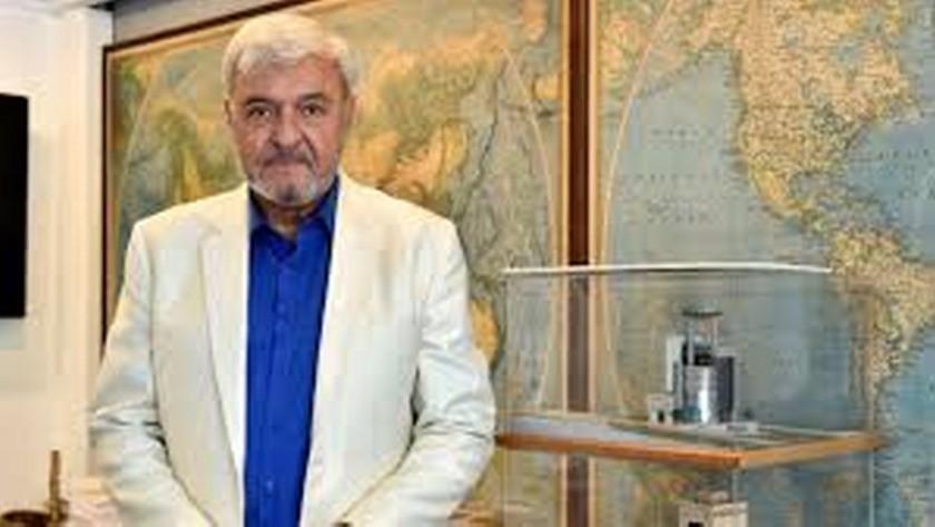 Prof.Dr.Ahmet Vefik Alp vefat etti