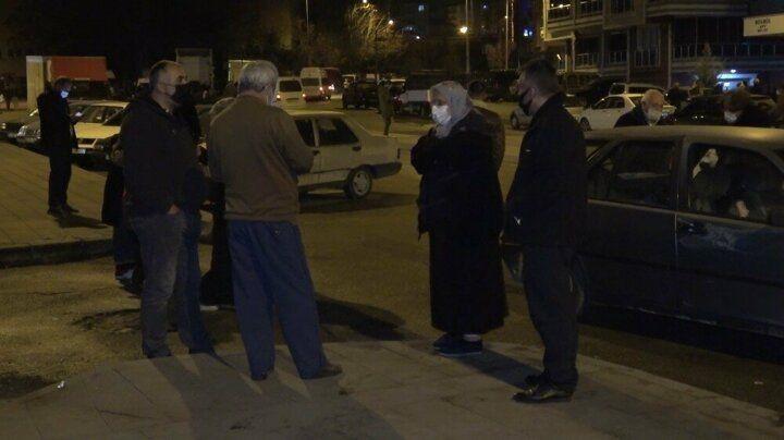 Ankara'daki deprem Kırıkkale'yi de salladı! Vatandaş sokağa döküldü... - Sayfa 1