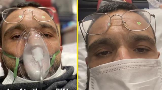Koronavirüse nedeniyle hastaneye kaldırılan oyuncu Okan Karacan'dan duygusal paylaşım - Sayfa 4