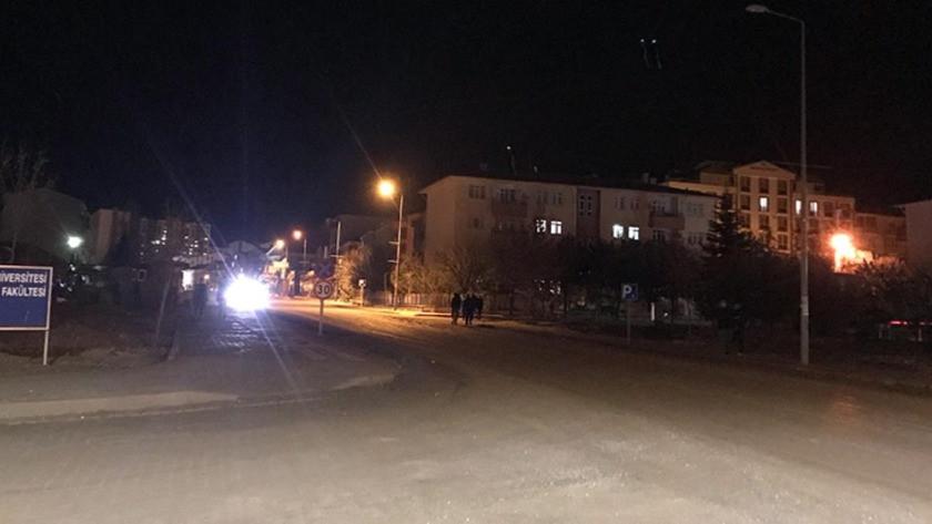 Ankara'daki deprem Kırıkkale'yi de salladı! Vatandaş sokağa döküldü...