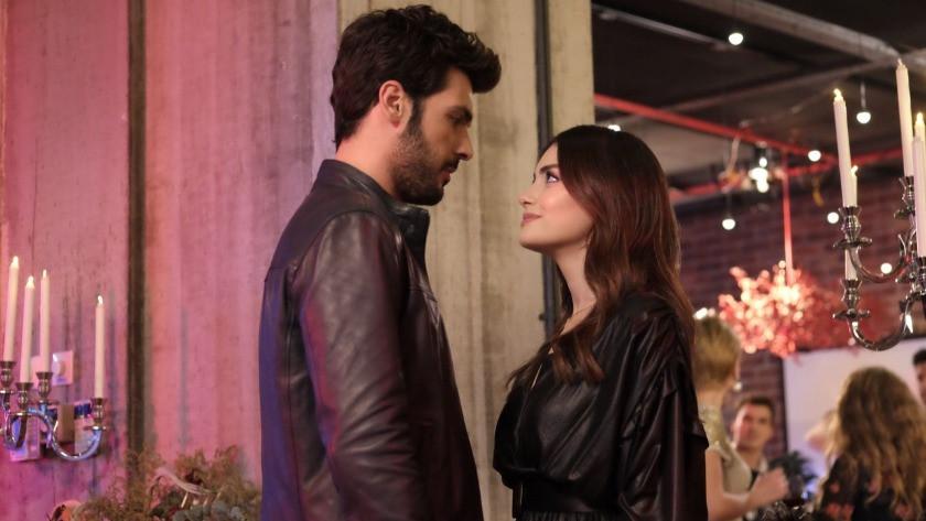 Sosyal medya Sol Yanım aşıkları Serra ve Selim'i çok sevdi!